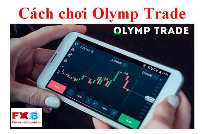 Cách chơi Olymp trade