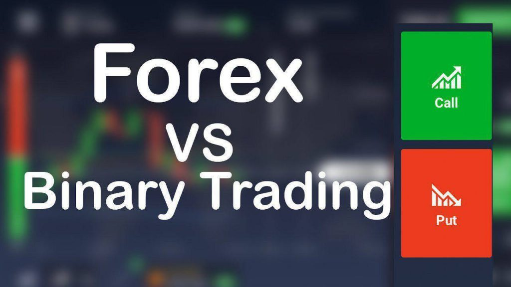 So sánh Forex và Binary option (BO)