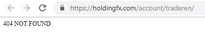 sàn holdingfx lỗi không đăng nhập được