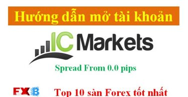 Huong dan mo tai khoan ic markets